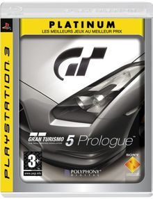 Gran Turismo 5 Prologue Platinum - PS3