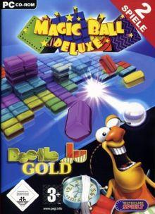 Magic Ball Deluxe & Beetle Ju Gold
