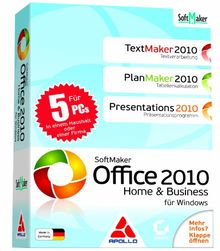 SoftMaker Office 2010 Home & Business