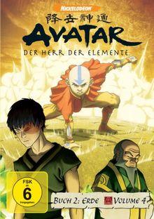 Avatar - Der Herr der Elemente, Buch 2: Erde, Volume 4