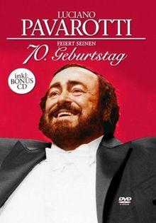 Luciano Pavarotti - Feiert seinen 70. Geburtstag (+ Audio-CD)