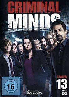 Criminal Minds - Die komplette dreizehnte Staffel [5 DVDs]