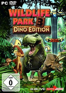 Wildlife Park 3: Dino Edition (PC)