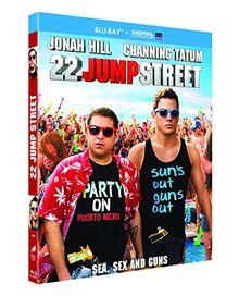 22 jump street [Blu-ray] [FR Import]