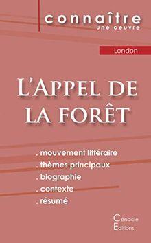 Fiche de lecture L'Appel de la forêt de Jack London (Analyse littéraire de référence et résumé complet)
