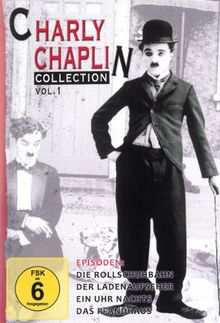Charly Chaplin Collection Volume 1
