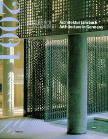 Architektur Jahrbuch 2001 (Dam Annual)