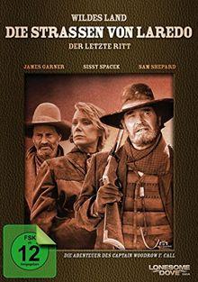 Wildes Land - Die Straßen von Laredo - Der letzte Ritt (Fernsehjuwelen) [2 DVDs]