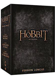 Coffret trilogie le hobbit : un voyage inattendu ; la désolation de smaug ; la bataille des cinq armées