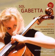 Dmitri Schostakowitsch: Cellokonzert Nr. 2/Sonate für Cello & Klavier op.40