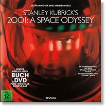Stanley Kubricks 2001: Odyssee im Weltraum. Buch & DVD