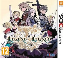 THE LEGEND OF LEGACY 3DS [ ]