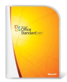 Microsoft Office 2007 Standard deutsch