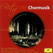 Best Of Chormusik (Eloquence)