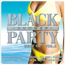 Best of Black Summer Party Vol.5