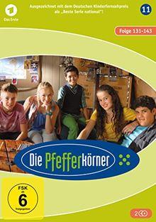 Die Pfefferkörner - Staffel 11 [2 DVDs]