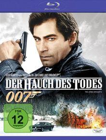 James Bond - Der Hauch des Todes [Blu-ray]