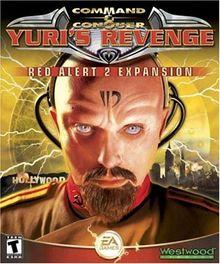 Command & Conquer : Alerte Rouge 2, La Revanche de Yuri [FR Import]