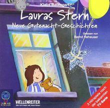 Lauras Stern - Neue Gutenacht-Geschichten: Tonspur der TV-Serie, Folge 2.