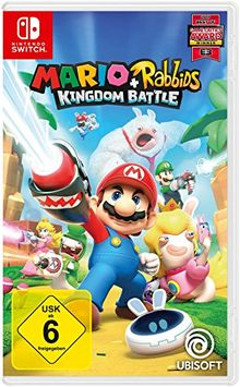 Ubisoft Mario & Rabbids Kingdom Battle - [Nintendo Switch]