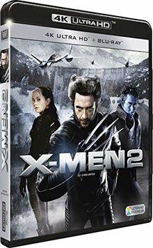 X-men 2 4k ultra hd [Blu-ray] [FR Import]