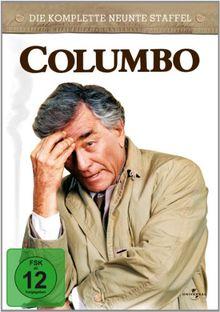 Columbo - Die komplette neunte Staffel [5 DVDs]