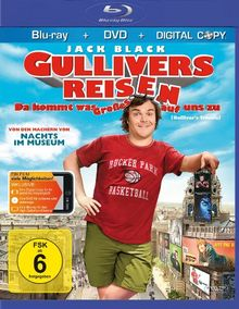 Gullivers Reisen [Blu-ray]