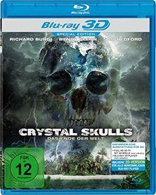 Crystal Skulls - Das Ende der Welt - 3D Blu-ray & 2D Version
