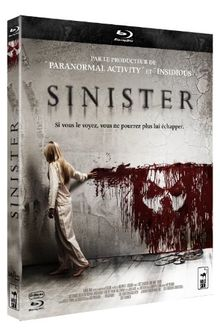 Sinister [Blu-ray] [FR Import]