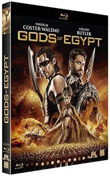 Gods of egypt [Blu-ray] [FR Import]