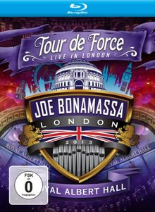 Joe Bonamassa - Tour de Force: Royal Albert Hall/Live in London 2013 [Blu-ray]