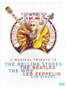 Various Artists - British Rock Symphony