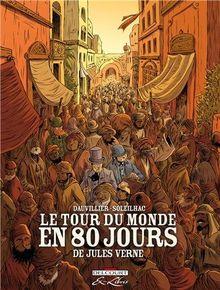 Le tour du monde en 80 jours, de Jules Verne : Intégrale