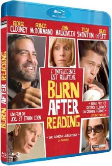 Burn after reading [Blu-ray] [FR Import]