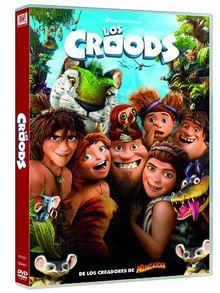 Los Croods (Import Dvd) (2013) Personajes Animados; Kirk De Micco; Chris Sande