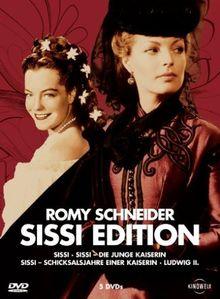 Romy Schneider - Sissi Edition [5 DVDs]