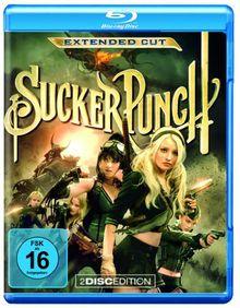 Sucker Punch (Kinofassung + Extended Cut) (2 Discs) [Blu-ray]