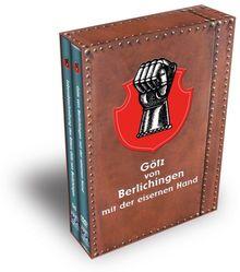 Götz von Berlichingen mit der eisernen Hand (DVD + Buch)