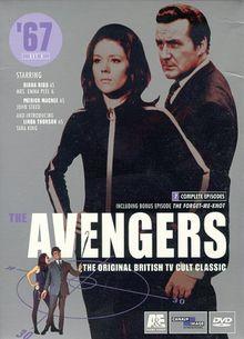 The Avengers Set 4 - The Original British TV Cult Classic, 67 Volume 7-8