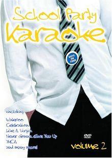 Karaoke - School Party Vol. 02