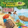 Der Schatz der Piraten (Das magische Baumhaus 4): 1 CD