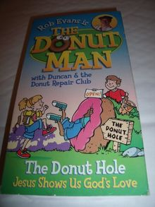 The Donut Man: Jesus Shows Us God's Love with Brochure(s) [VHS] [Import USA]