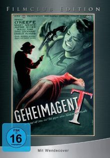 Geheimagent T - Filmclub Edition 4 [Limited Edition]