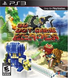 3D Dot Game Heroes - PlayStation 3 (US IMPORT)