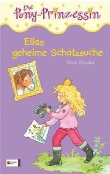 Die Pony-Prinzessin, Band 12: Ellas geheime Schatzsuche