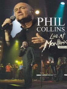 Phil Collins - Live At Montreux 2004 (2 Dvd)