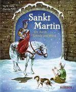 Sankt Martin ritt durch Schnee und Wind