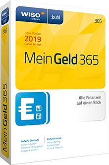 WISO Mein Geld 365 (aktuelle Version 2019)