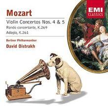 Violinkonzert 4,5