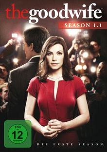 The Good Wife - Season 1.1 [3 DVDs]